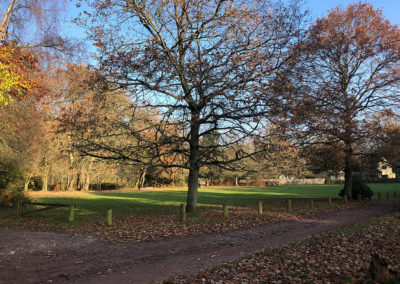 Holford Bowling Green Autumn 2018