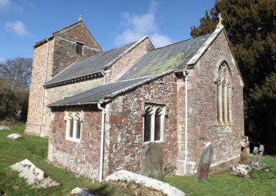 St Mary's Church Holford